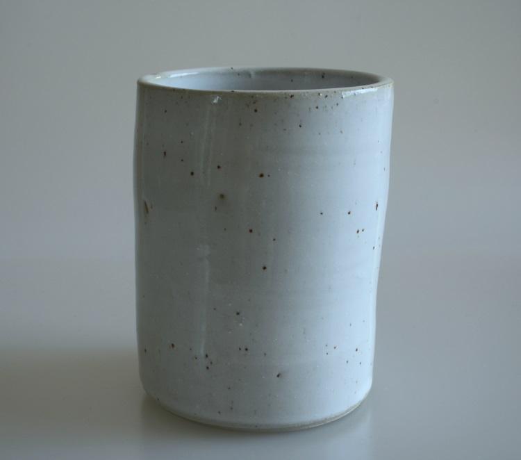 base cylindrique blanc