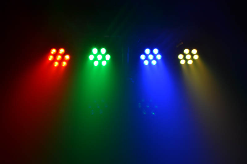 complete stage lighting kit stage