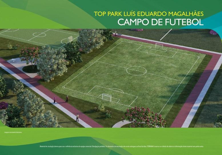 Loteamento Top Park - Terramac Empreendimentos - Campo de Futebol