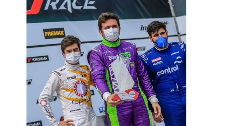 Sérgio Ramalho brilha na primeira etapa GP Sprint Race