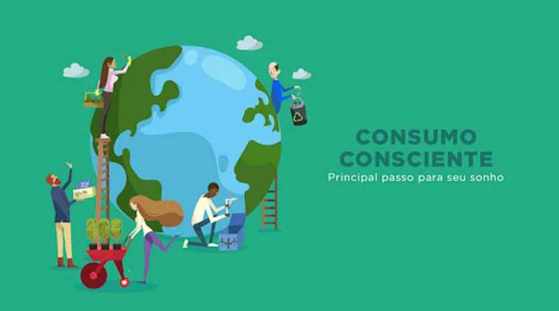 NoDia do Consumo Consciente – Atitudes cotidianas ajudam no combate à Crise Climática