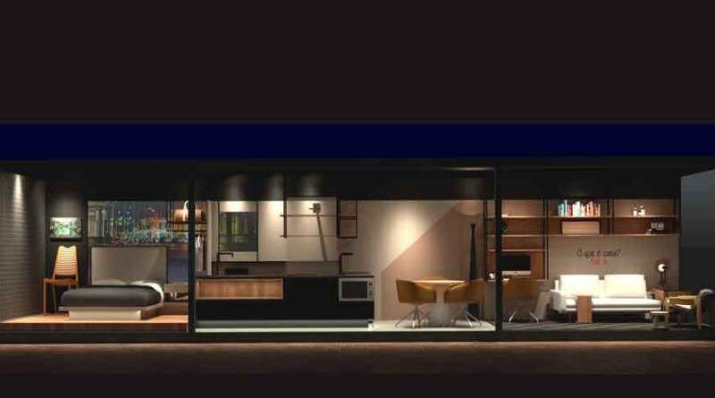 CASACOR PE tem um ambiente no Marco Zero patrocinado pela Vivix