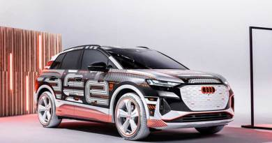 Estreia mundial online do Audi Q4 e-tron