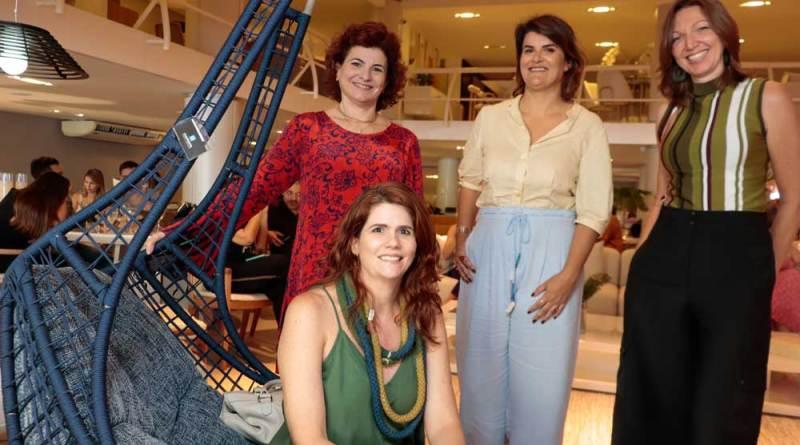 Doris David de Souza retoma os eventos na Casapronta com o lançamento da Dona Flor