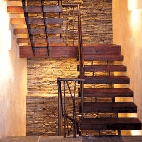 Rethinking The Humble Stair Tread 8 Reclaimed Wood Stair Tread | Stair Treads For Wood Stairs | Anti Slip Stair | Stair Nosing | Stair Risers | Hardwood Flooring | Examples Terramai