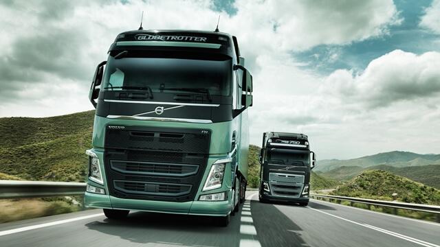 Volvo FH, buque insignia de la marca en largo recorrido