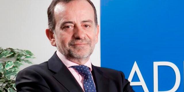 Martín Navaz Guinea, presidente de ADECOSE, que ha valorado los cambios en el anteproyecto de Ley