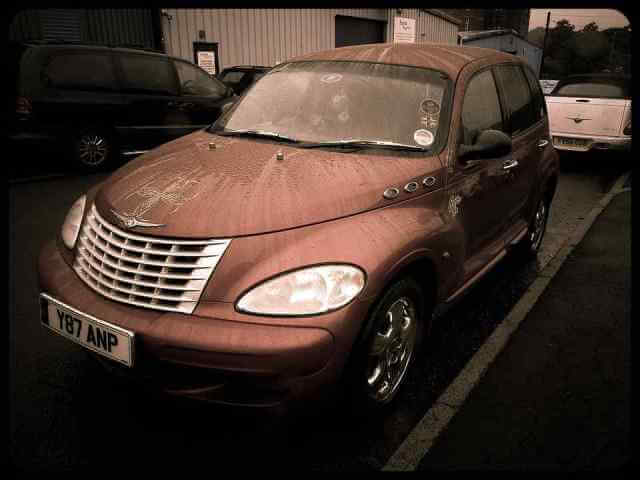Chrysler PT Cruiser recuerda al Chrysler Airflow