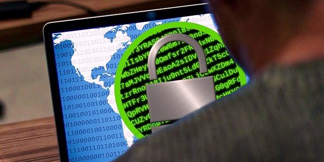 Ciberseguridad en un ordenador