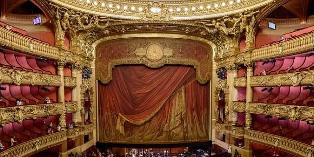 Teatro de París.