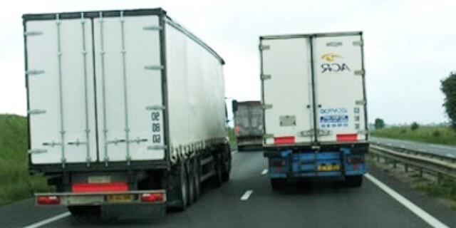 El dumping social de empresas de países del Este preocupa y mucho en España, donde el transporte internacional se está viendo muy afectado