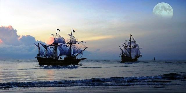 Barcos famosos de la Historia.