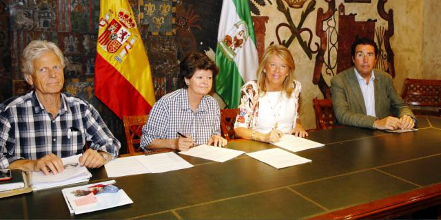 El Ayuntamiento de Marbella renueva su apoyo para el cuidado de mascotas abandonadas (Foto: Ayuntamiento de Marbella).