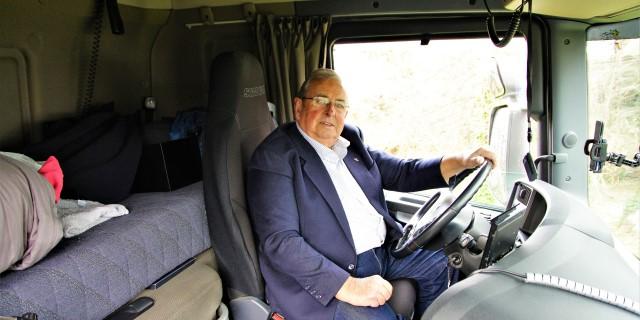 Ayudas del Gobierno Vasco para los transportistas que decidan jubilarse