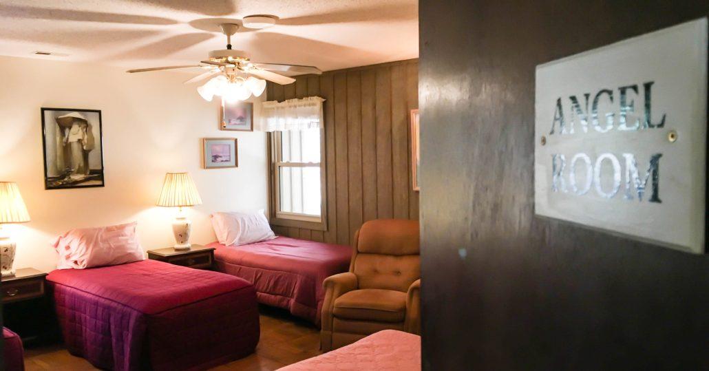 Angel Room At Terra Nova