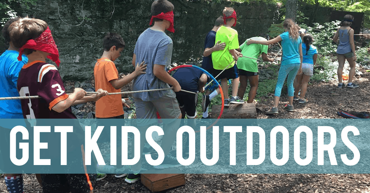 Kids Outdoor Summer Exercise