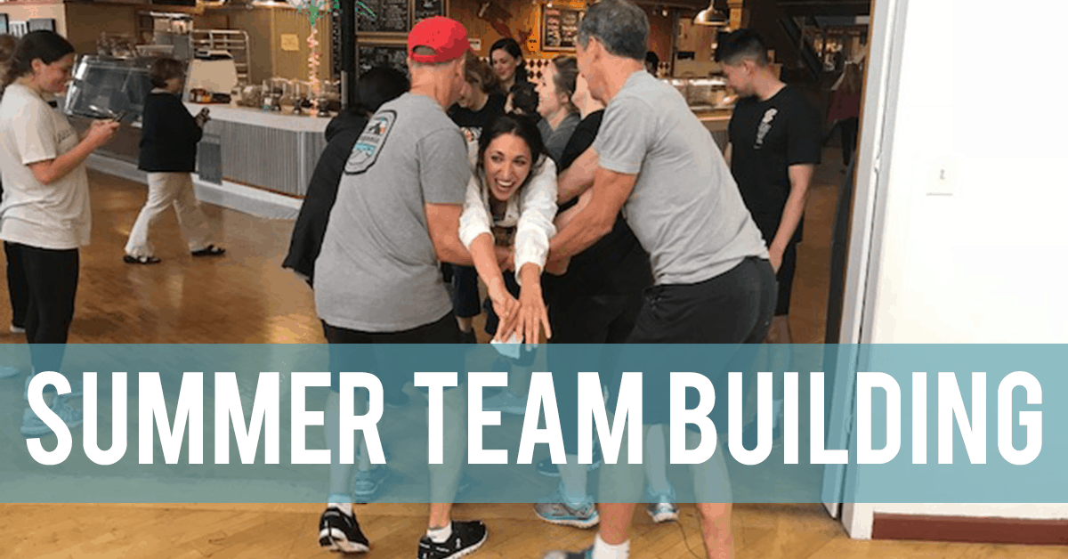 Summer Team Building