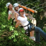Giant Swing aerial adventure