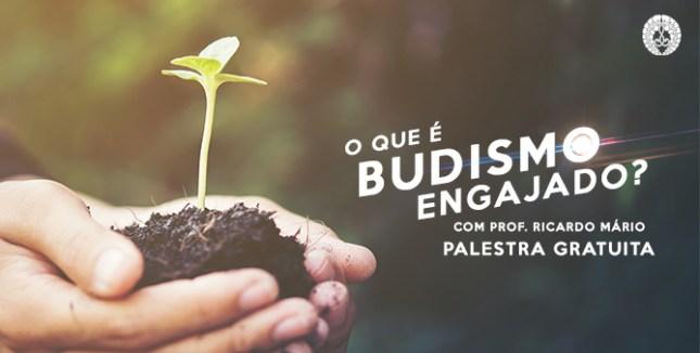 Palestra Budismo Engajado