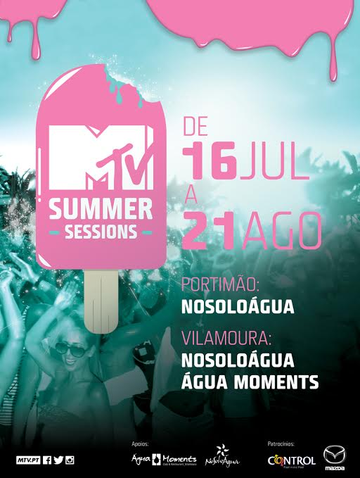 cartaz mtv