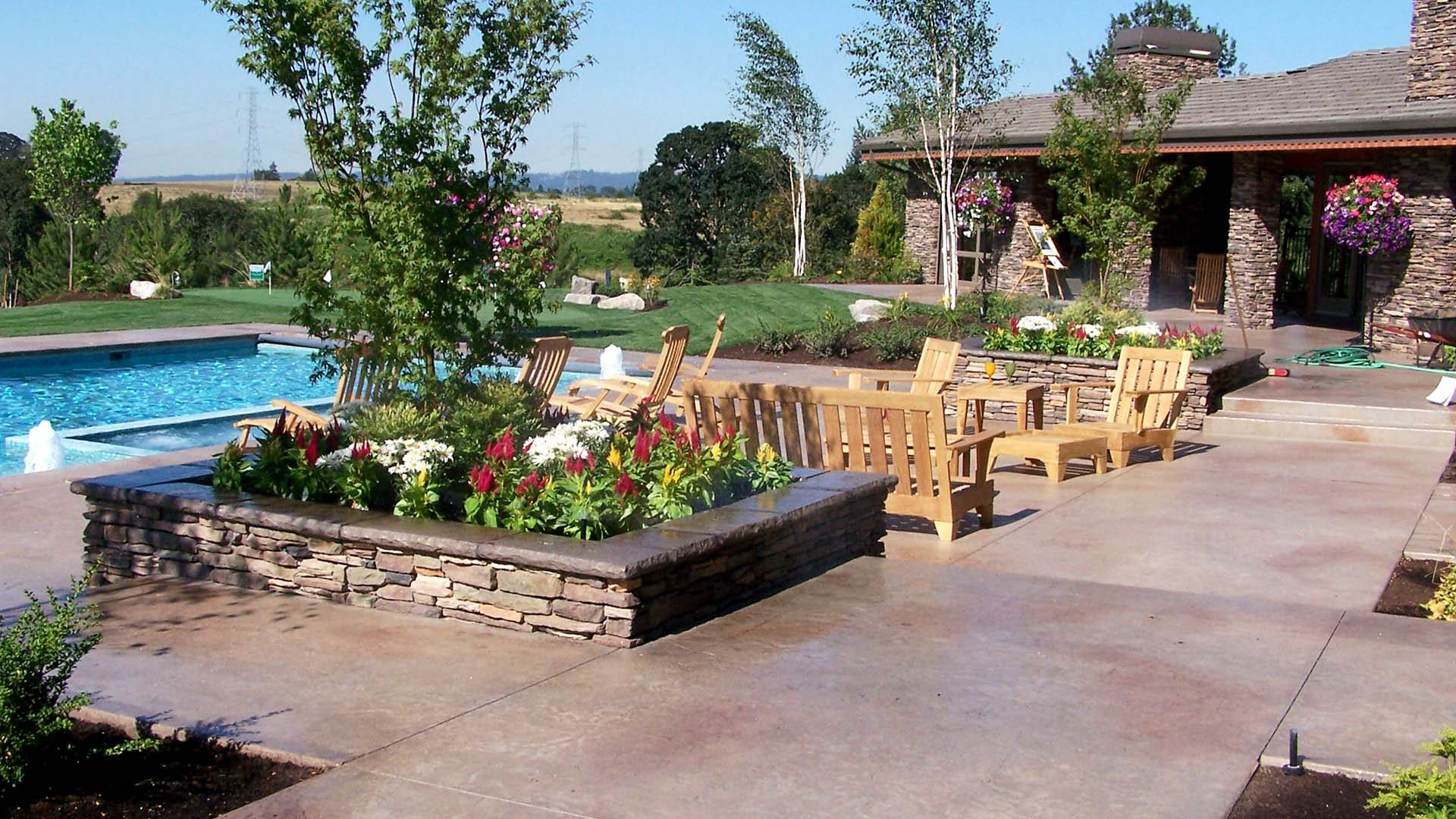 Hardscapes and Patios