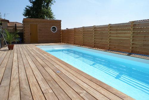 des piscines en bois d exception le