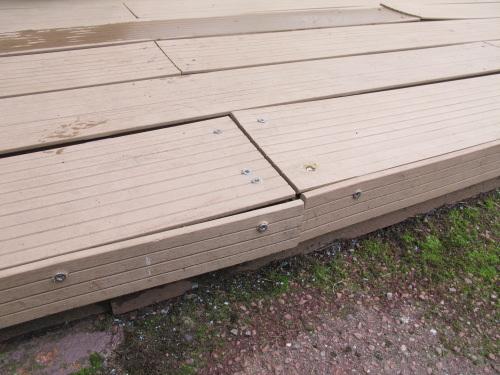 terrasses en bois composite ratees