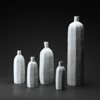 Bouteilles Céramique Eric Faure