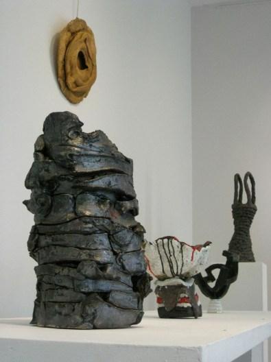 Exposition 2018 Dérive des Contenants - Céramique de Bernard David
