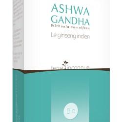 Ashwagandha bio - 60 gélules – Le ginseng indien