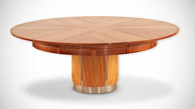 la table fletcher capstan modele 2004 en position fermee