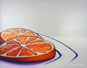 """I Am Orange V,"" by Terre Britton"