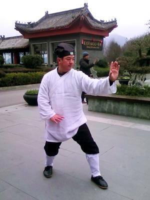 Maître Chen Li Sheng