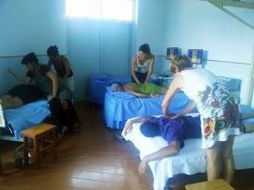 Cours de massage Tuina en Chine avec Terre d'Asie, août 2016