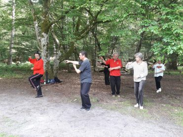 Les stages en forêt de Fontainebleau -3