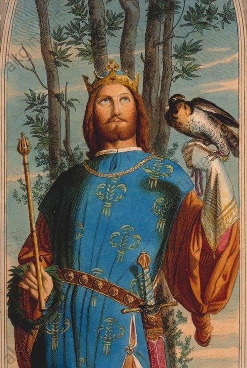 Frédéric II de Hohenstaufen, l'empereur « antéchrist» par Pierre VIAL -  Terre et Peuple - Résistance Identitaire Européenne