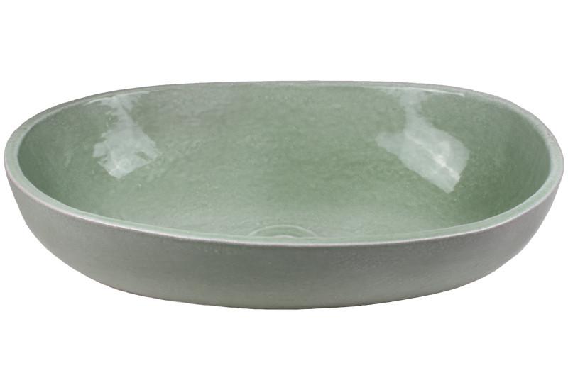 vasque ovalie