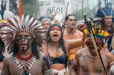 Amazonie : nouvelle occupation du barrage de Belo Monte