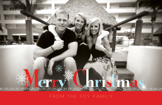 Christmas Greetings We Love You Terri Savelle Foy