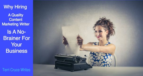 why you should hire a content marketing writer
