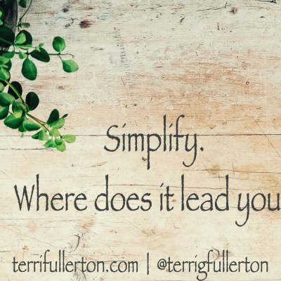Simplify: Where Does It Lead You?