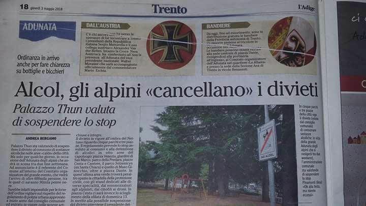 BUON SENSO ALPINO