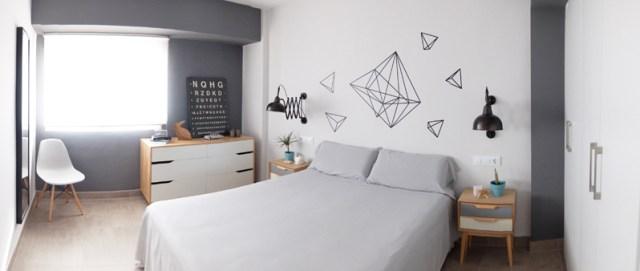 diseño de estilo mediterráneo. dorm3