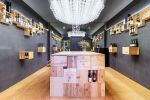 Proyecto de interiorismo para tienda de vinos