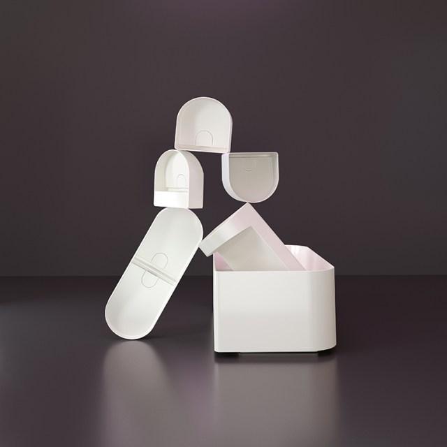colección Sonar de Laufen diseñada por Patricia Urquiola