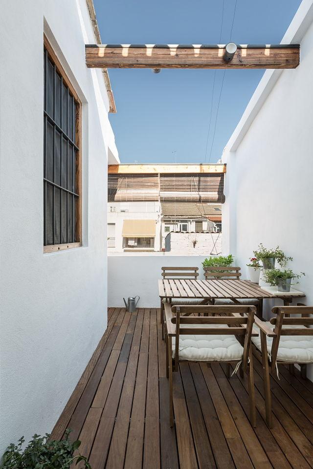 Decorar la terraza de casa durante la cuarentena