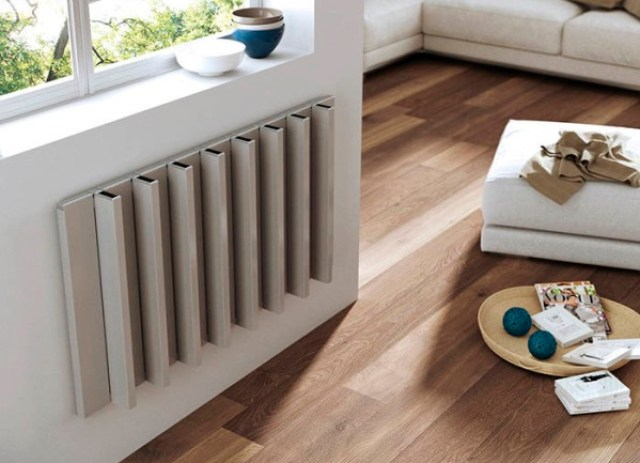 radiadores de diseño para viviendas