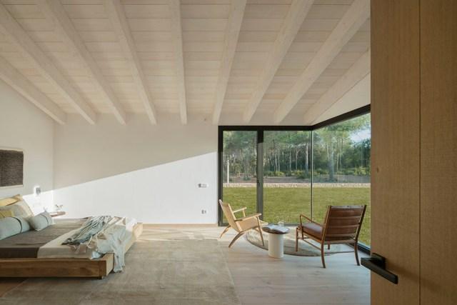 Arquitectura y diseño de espacios al jardín