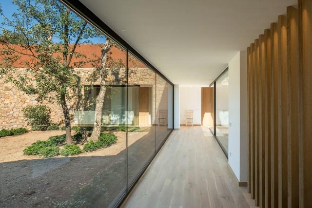 Arquitectura y diseño de patios interiores