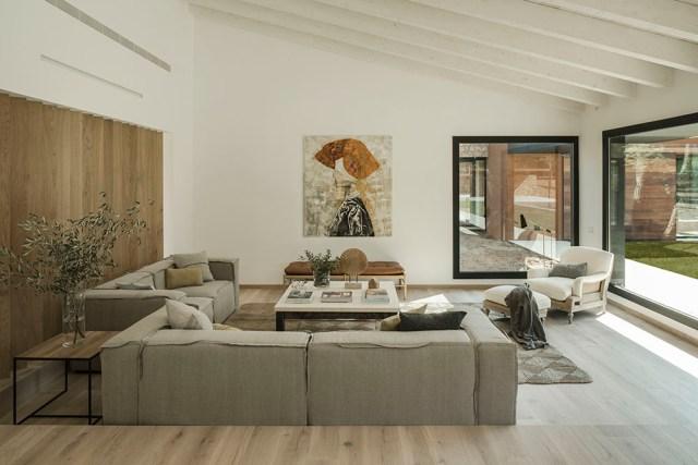 Arquitectura y diseño interior proyecto Oxygen